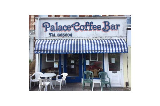Restaurant/cafe for sale in Palace Coffee Bar, Paignton