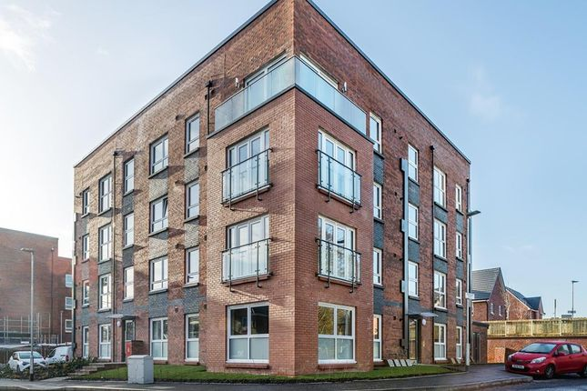 "Thumbnail Flat for sale in ""Wallace"" at Kintore Road, Glasgow"