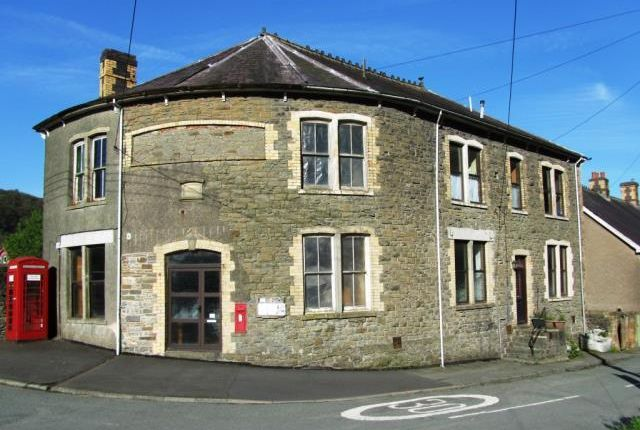 Thumbnail Commercial property for sale in Knighton, Powys