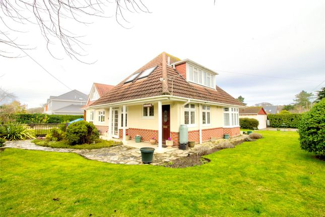 Thumbnail Bungalow for sale in Cross Way, Christchurch, Dorset