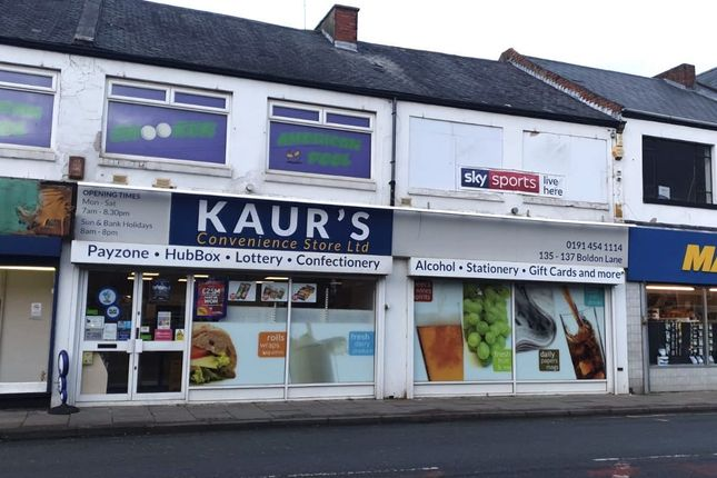 Thumbnail Retail premises for sale in Boldon Lane, South Shields