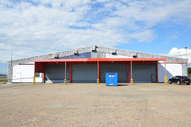 Thumbnail Warehouse to let in Building 268, Bournemouth Airport, Christchurch