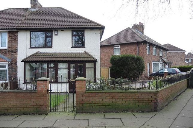 Thumbnail Semi-detached house for sale in Lorenzo Drive, Norris Green, Liverpool