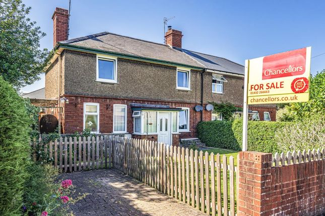 3 bed semi-detached house for sale in Hereford, Herefordshire HR1
