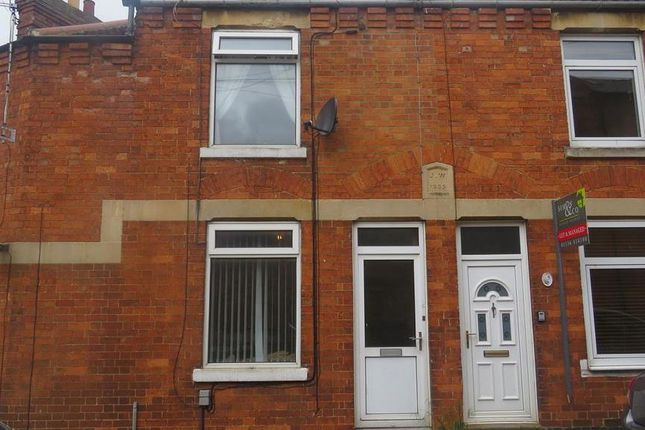 2 bed terraced house for sale in Gladstone Street, Rothwell, Kettering