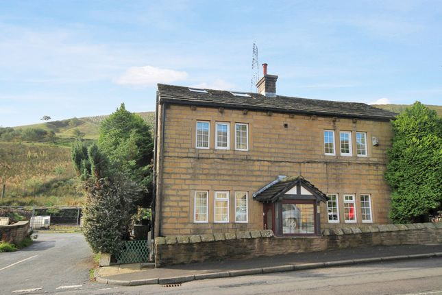 Thumbnail Detached house for sale in Bacup Road, Todmorden