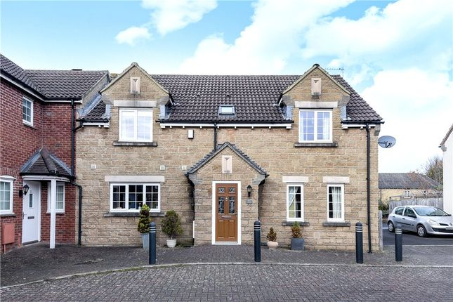Thumbnail Semi-detached house for sale in Lower Meadow, Ilminster, Somerset