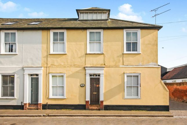 Thumbnail Terraced house for sale in The Green, Mistley