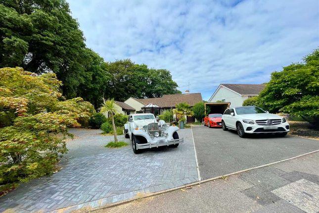 Thumbnail Detached bungalow for sale in Avalon, Lilliput, Poole