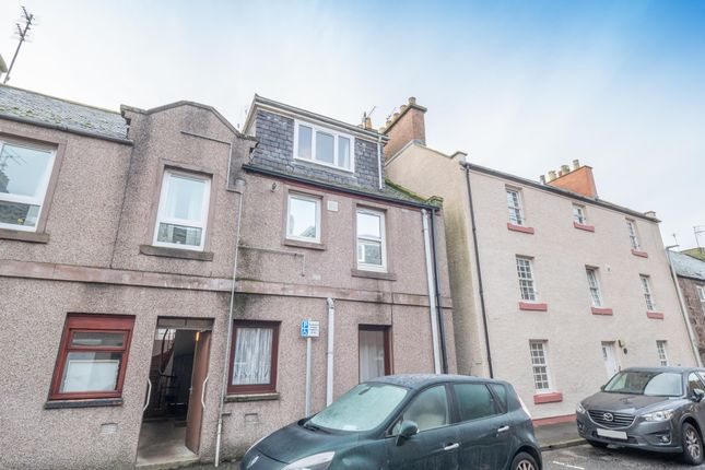 Thumbnail Flat for sale in Flat 1, 23 Victoria Street, Montrose