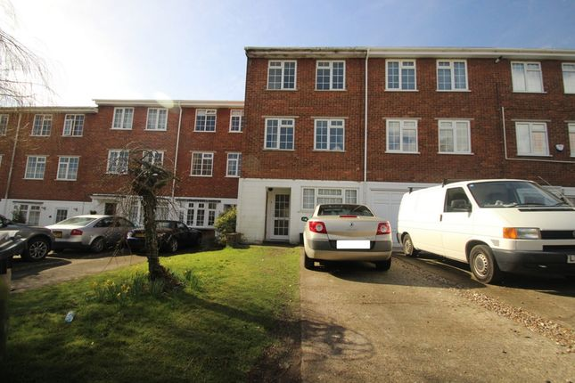 Thumbnail Town house for sale in Station Approach, Chelsfield