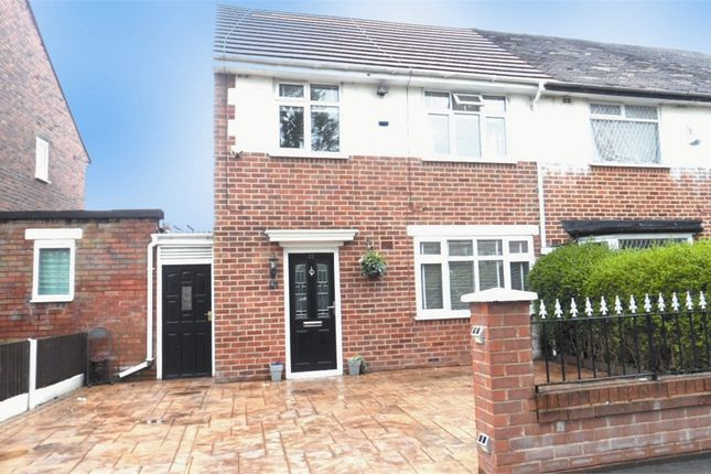 Thumbnail Semi-detached house to rent in Sterndale Road, Davenport, Stockport, Cheshire
