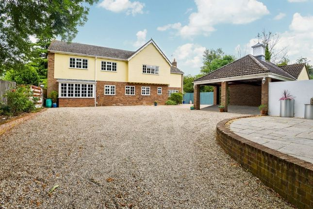 Thumbnail Detached house for sale in Royston Road, Wendens Ambo, Saffron Walden