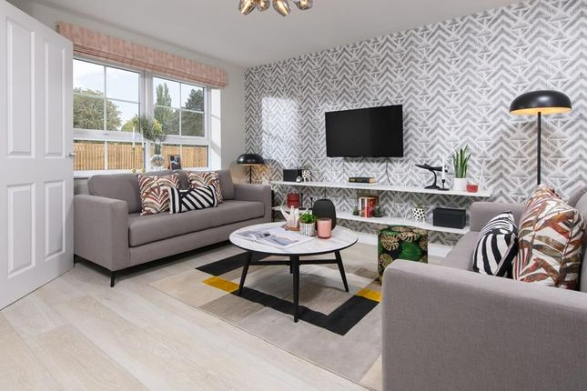 """3 bedroom terraced house for sale in """"Ellerton @Willowherb"""" at Town Lane, Southport"""