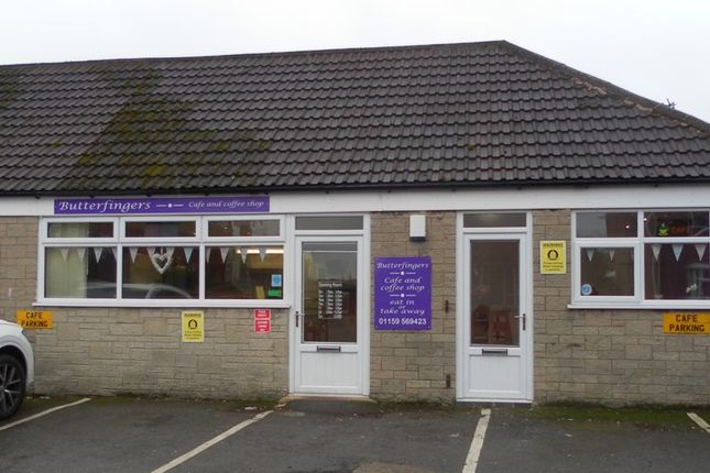 Thumbnail Restaurant/cafe for sale in 3 Derbyshire Lane, Hucknall, Nottinghamshire
