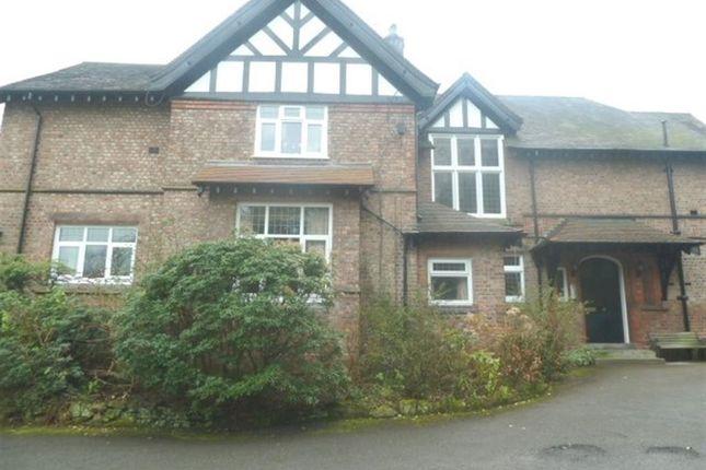 Thumbnail Flat to rent in Lyndhurst, Bentinck Road, Altrincham