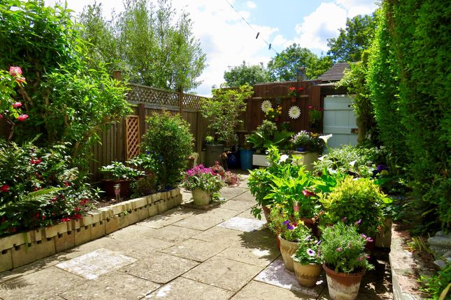 Thumbnail Terraced house for sale in Queenwood Avenue, Bath