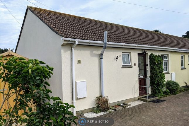 Thumbnail Bungalow to rent in Trenance Court, Mullion