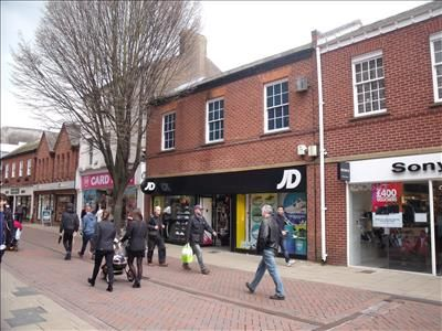 Thumbnail Commercial property for sale in 46 The Shambles, Worcester, Worcestershire