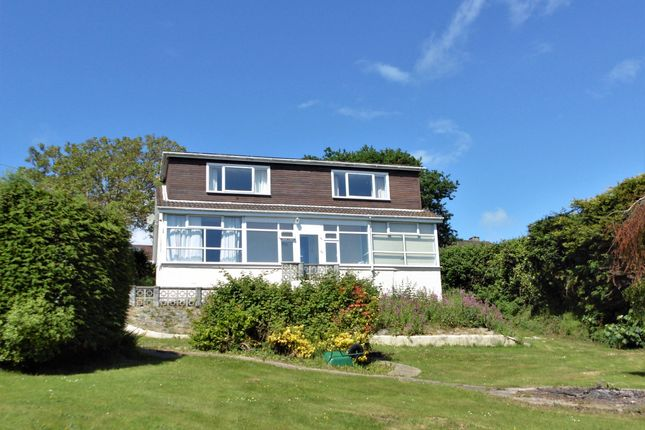 Thumbnail Detached house for sale in Townsend Avenue, Seaton, Devon