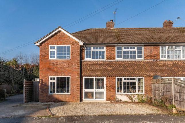 Semi-detached house for sale in Laurel Close, Prestwood, Great Missenden