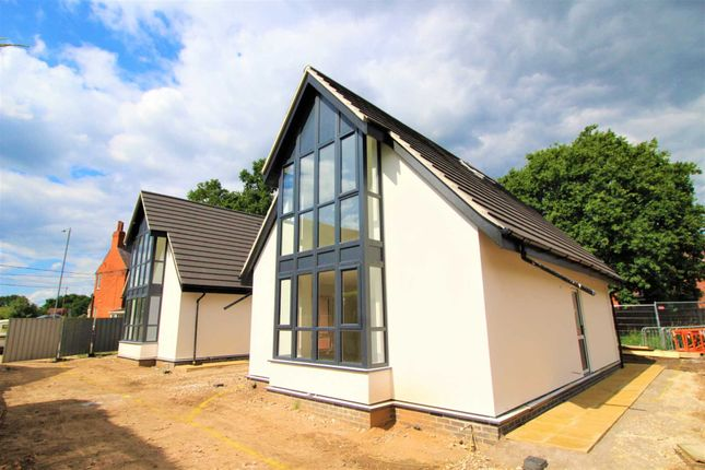 Thumbnail Detached house for sale in Sisters Close, South Hykeham, Lincoln