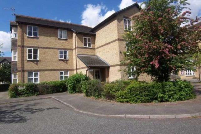 Thumbnail Flat to rent in Stubbs Drive, London