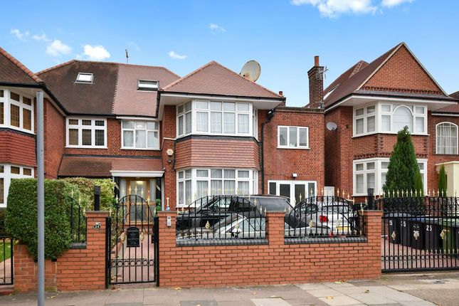 Thumbnail Semi-detached house for sale in The Avenue, Brondesbury Park