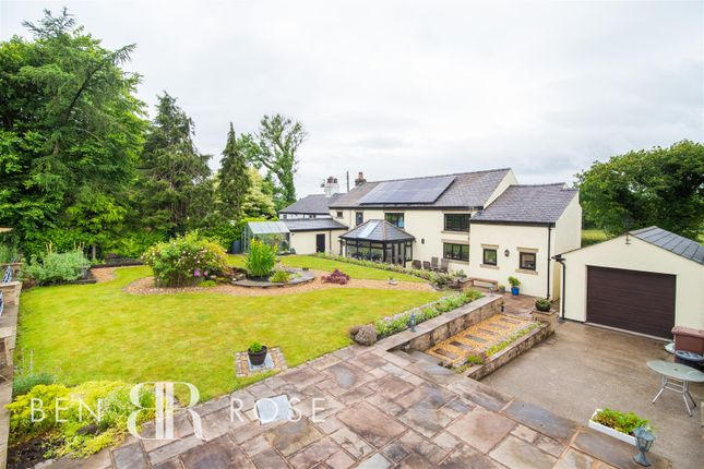 Thumbnail Semi-detached house for sale in Sandy Lane, Brindle, Chorley