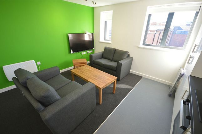 Thumbnail Flat to rent in Sun City Studios - Student Accommodation, High Street West, Sunderland, Tyne And Wear