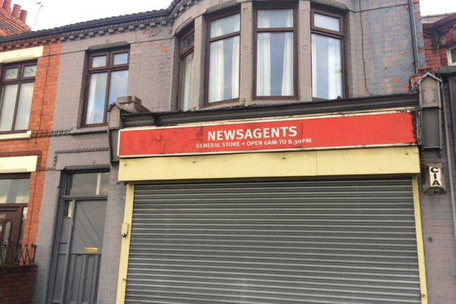 Thumbnail Commercial property for sale in Queens Drive, Liverpool