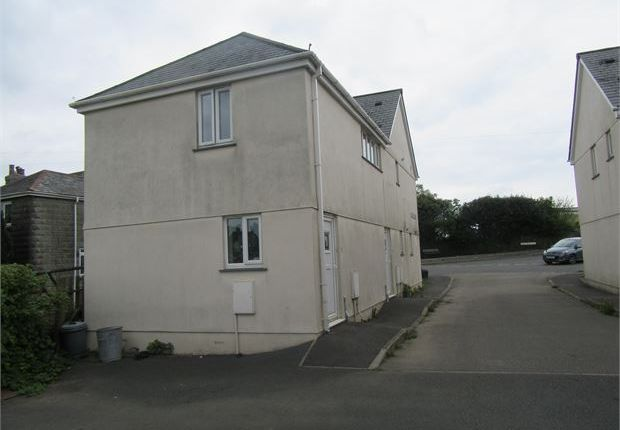 Thumbnail Flat to rent in Chestnut Close, Station Road, Bere Alston, Yelverton, Devon.