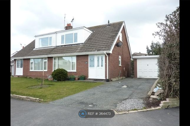 Thumbnail Semi-detached house to rent in Troon Way, Colwyn Bay