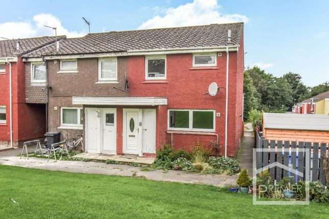Thumbnail Terraced house for sale in Caley Brae, Uddingston, Glasgow