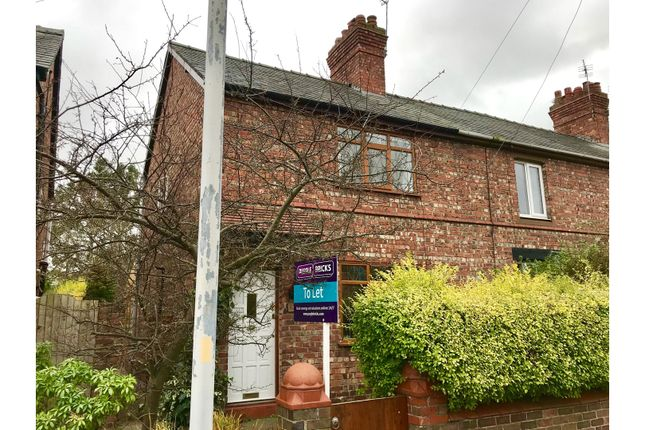 Thumbnail End terrace house to rent in The Rake, Wirral