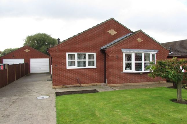Thumbnail Bungalow for sale in Kingsdale, Bottesford, Scunthorpe