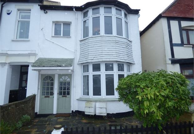 Thumbnail Flat for sale in Leigh Cliff Road, Leigh On Sea, Leigh On Sea