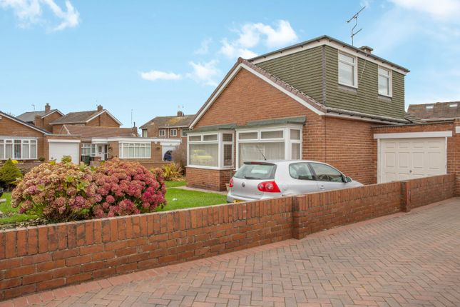 Thumbnail Detached bungalow for sale in Kelvin Grove, North Shields, Tyne And Wear