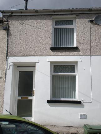 Thumbnail Terraced house to rent in Belle Vue Street, Trecynon, Aberdare