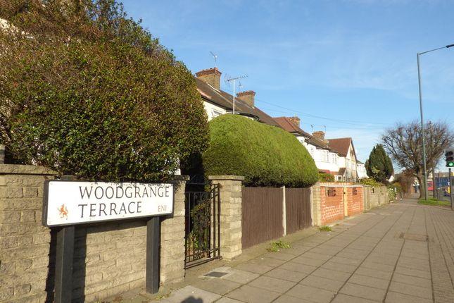 Thumbnail Flat for sale in Woodgrange Terrace, Great Cambridge Road, Enfield