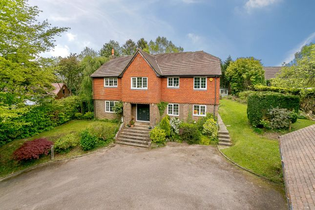 Thumbnail Detached house for sale in Slaugham Lane, Warninglid, Haywards Heath, West Sussex