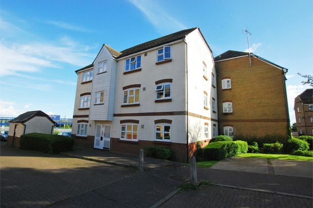 Thumbnail Flat for sale in Mulberry Gardens, Witham, Essex