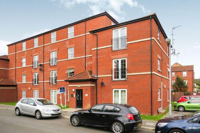 Thumbnail Flat for sale in Lambwath Hall Court, Bransholme, Hull