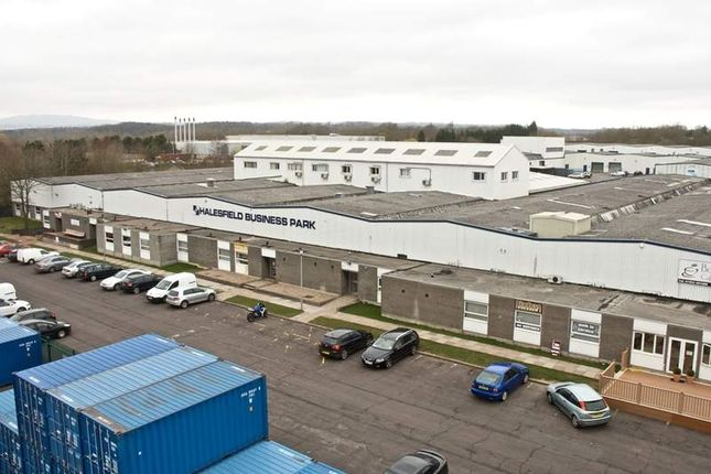 Thumbnail Office to let in Space Centre Halesfield Business Park, Halesfield 8