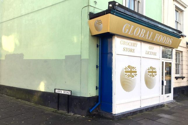 Thumbnail Retail premises for sale in Bass Terrace, Thorne Road, Doncaster