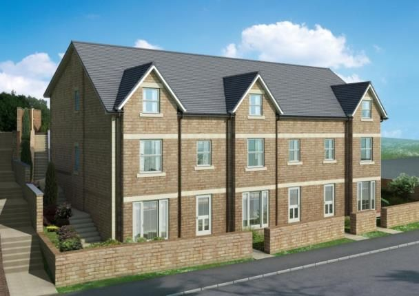 Thumbnail Town house for sale in Chiverton Mews, Chesterfield Road, Dronfield