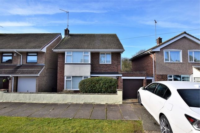 Thumbnail Detached house for sale in Wentworth Way, Northampton