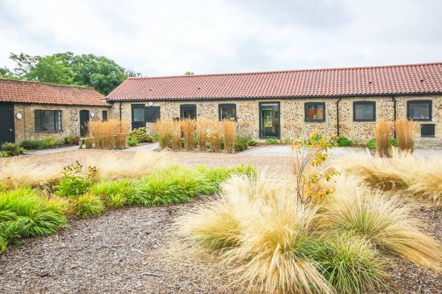 Thumbnail Barn conversion for sale in Hill Farm View, Dullingham, Newmarket