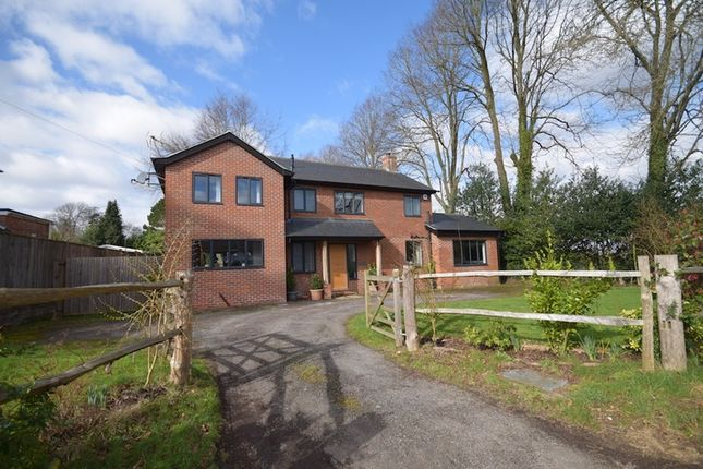 Thumbnail Detached house for sale in Station Road, Halstead, Sevenoaks, Kent