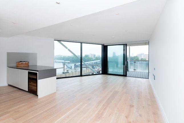 Thumbnail Flat for sale in Riverlight, Nine Elms, London